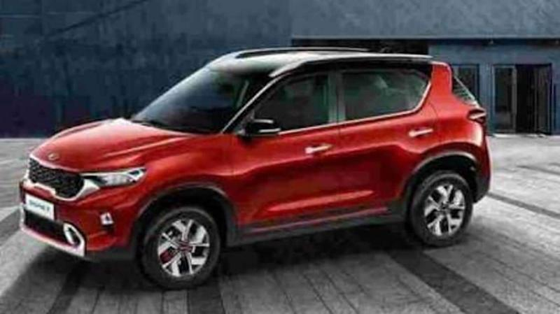 Kia Sonet to be launched in India on September 18