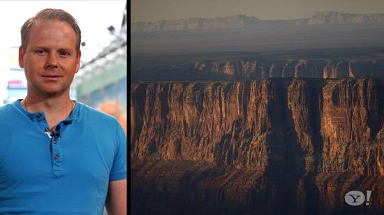 Brave or Just Plain Crazy? Nik Wallenda Explains Why He's Walking Across the Grand Canyon [Exclusive Video]