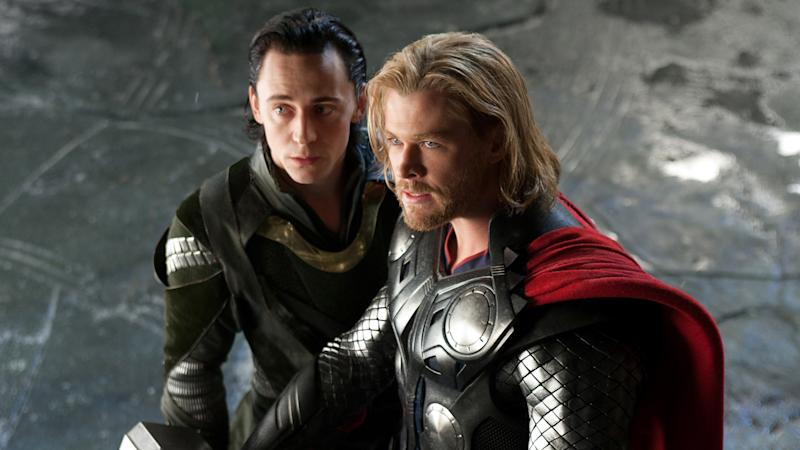 An image from one of the best Marvel movies Thor