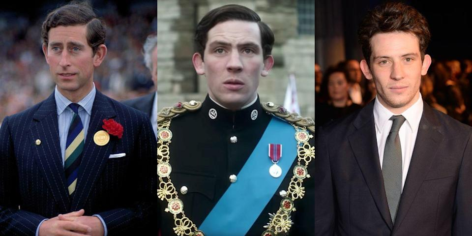 <p>In Season 3, we'll see the Prince of Wales as an adult for the first time as he grows into his role as the heir to the throne. English actor Josh O'Connor, who's appeared in indie flick <em>God's Own Country</em> and PBS's TV rendition of <em>Les Misérables</em>, portrays the queen and Prince Philip's eldest. </p>