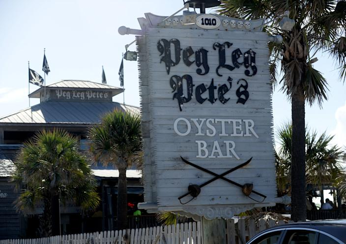 """Gainseville-based DatingAdvice.com ranked Pensacola No. 4 on its """"16 Sexiest Beaches in America"""" thanks to iconic beach bars like Peg Leg Pete's on Pensacola Beach, along with our long list of festivals and events."""