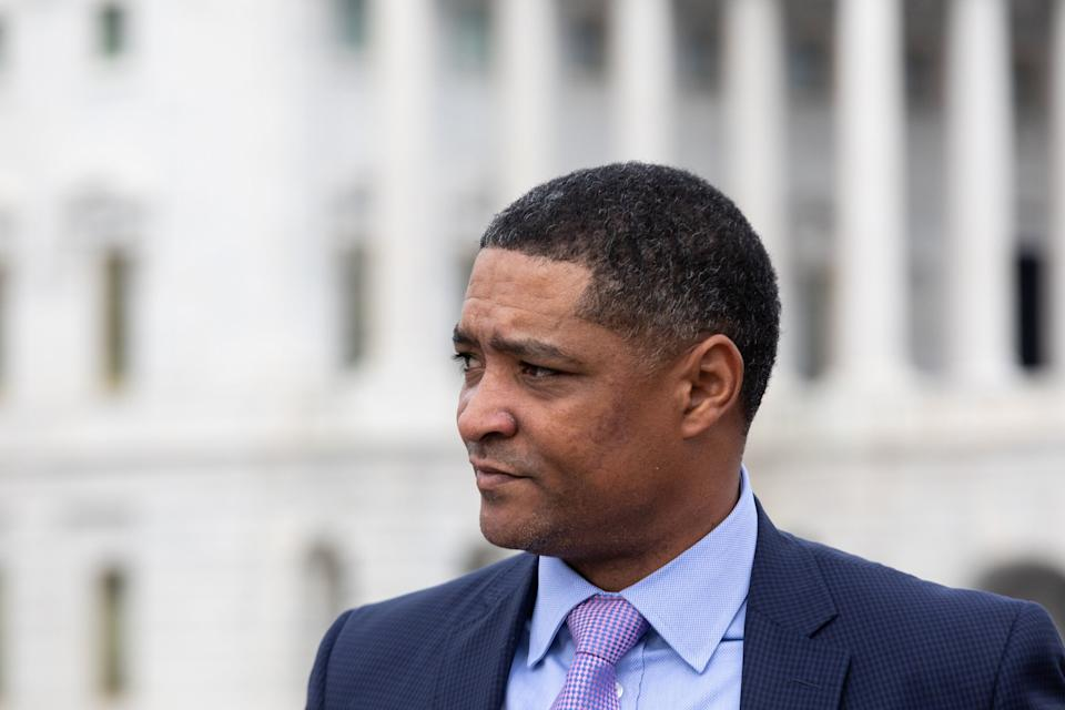 """Cedric Richmond said the White House is not """"setting red lines in public"""" on police reform, but wants to see a """"meaningful bill."""" (Photo: Cheriss May/NurPhoto via Getty Images)"""