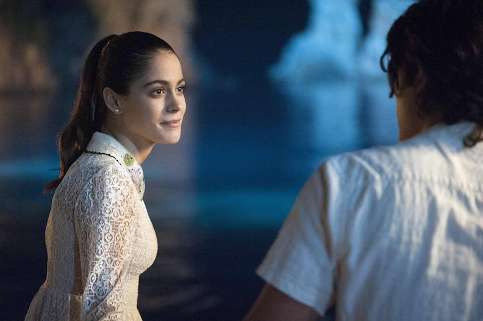"""<p>A teenage pop star spends her Summer in the Italian countryside and leaves as a brand-new artist.</p> <p>Watch <a href=""""http://www.netflix.com/title/80152627"""" class=""""link rapid-noclick-resp"""" rel=""""nofollow noopener"""" target=""""_blank"""" data-ylk=""""slk:Tini: The New Life of Violetta""""><strong>Tini: The New Life of Violetta</strong></a> on Netflix now.</p>"""