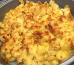 """<p>It's hard to believe something so easy is so delicious, but it's true. And there's no end to the ways you can pimp up your mac'n'cheese. Take a look at <a rel=""""nofollow noopener"""" href=""""http://www.delish.com/cooking/recipe-ideas/g2962/50-most-delish-mac-cheese/"""" target=""""_blank"""" data-ylk=""""slk:these recipes on Delish"""" class=""""link rapid-noclick-resp"""">these recipes on Delish</a> for some inspiration. [Photo: Instagram/jvs_bbq_addiction] </p>"""