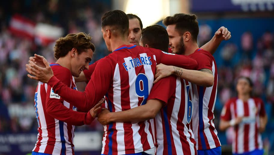 <p><strong>Average goals conceded per game: 0.75 (9 goals in 12 games) </strong></p> <br /><p>Ever since Diego Simeone turned up at the Vicente Calderon Stadium, he has been instilling the importance of a tight back line for Atletico Madrid, normally consisting of no nonsense South American defenders. </p> <br /><p>They've been as sturdy as ever in 2017, conceding just 9 goals in 12 games so far.</p>