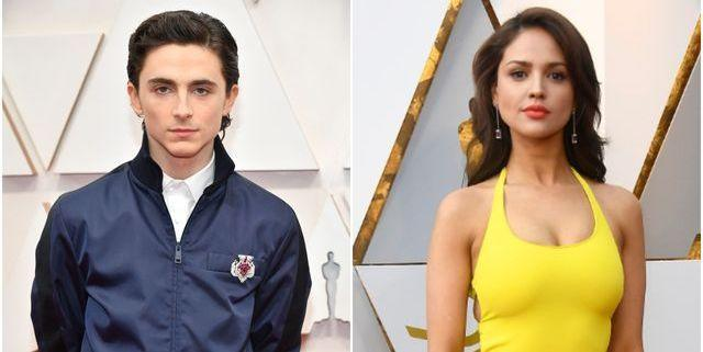 Timothée Chalamet and Eiza González End Their Relationship Four Months After That Steamy Cabo Trip
