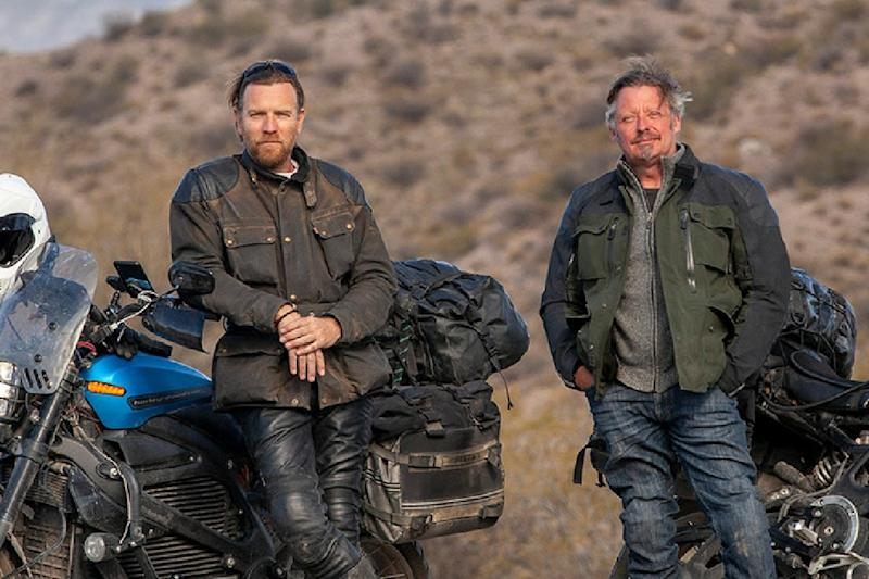 Long Way Up Review: Watch it For Ewan McGregor and Charley Boorman's Camaraderie