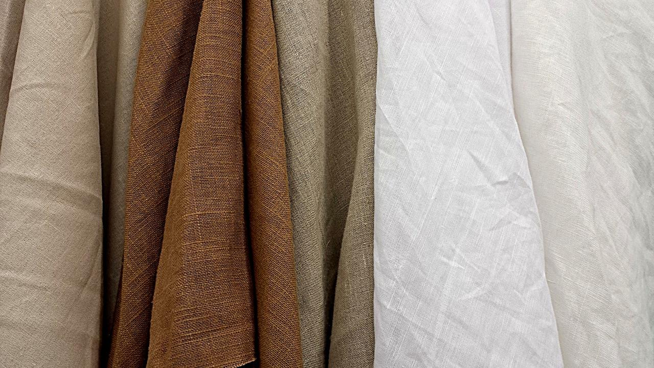 <p>Linen is made from cellulose fibers that are commonly derived from flax plants. This fabric is durable, linen can endure 20 years of wear, but it is also incredibly comfortable and flexible. Linen clothing is naturally biodegradable and recyclable. </p>