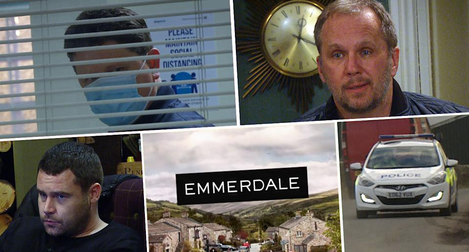 A look ahead on Emmerdale (ITV)