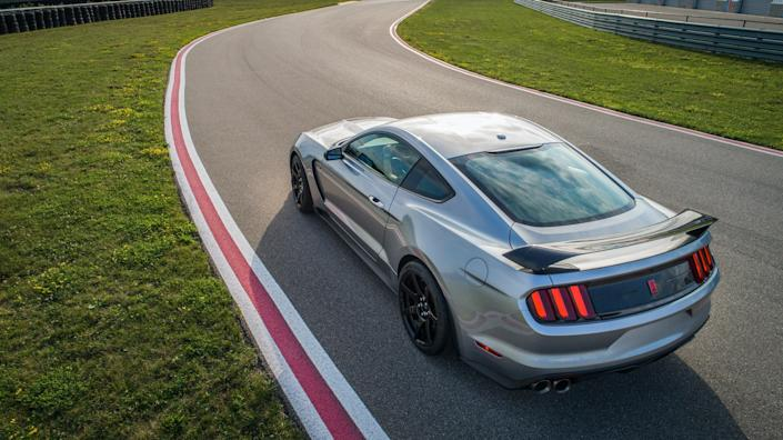 2020 Mustang Shelby GT350R1