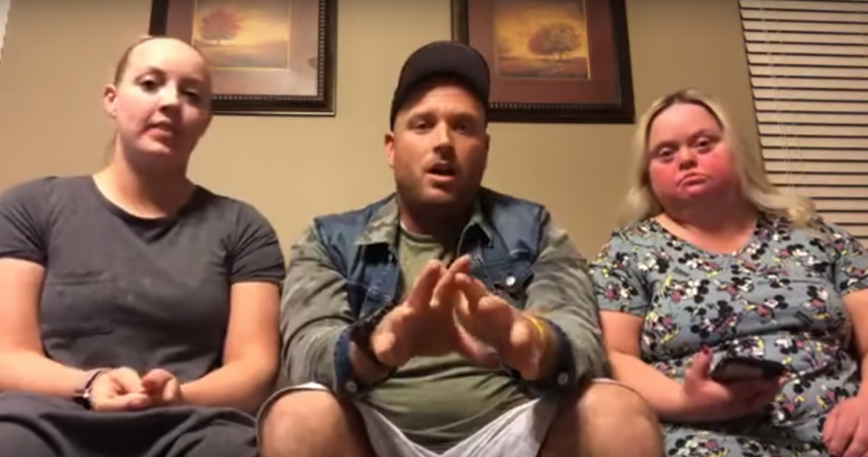 A LulaRoe retailer released a video apologizing for mocking people with special needs. (Photo: YouTube/Flamingo Land)