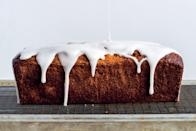"A creamy yogurt glaze ups the tang factor of this lovely loaf. If you serve this as your Easter cake, you're sure to get rave reviews (and requests for seconds). <a href=""https://www.epicurious.com/recipes/food/views/grapefruit-poppy-seed-loaf-cake-with-yogurt-glaze?mbid=synd_yahoo_rss"" rel=""nofollow noopener"" target=""_blank"" data-ylk=""slk:See recipe."" class=""link rapid-noclick-resp"">See recipe.</a>"