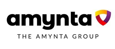 The Amynta Group Logo https://www.amyntagroup.com (PRNewsfoto/The Amynta Group)