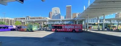 This Summer and through 2021 in Des Moines, you're likely to notice a variety of buses with creative and vibrant ads from prominent and growing Des Moines businesses alike.