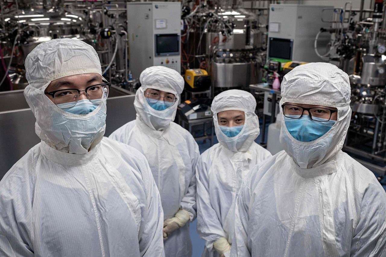 China gets 'promising' early results from COVID-19 vaccine trial