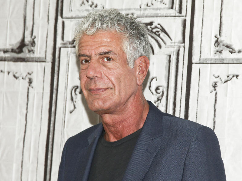 Prosecutor says Anthony Bourdain hanged himself with bathrobe belt