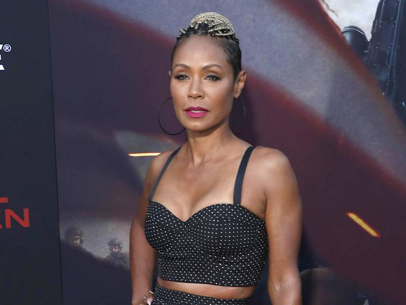 Jada Pinkett Smith: 'Tupac relied on me for stability'