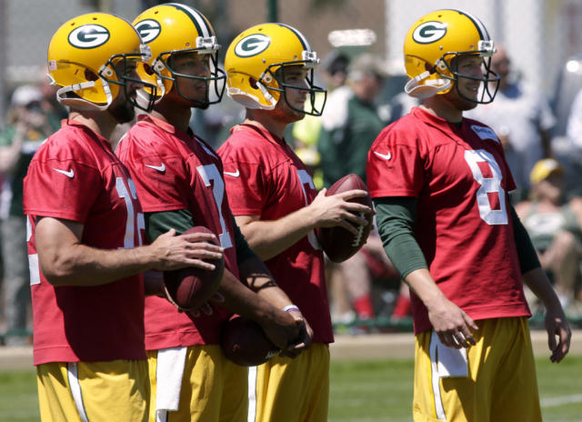 Training Packers' Schedule Camp Bay Green