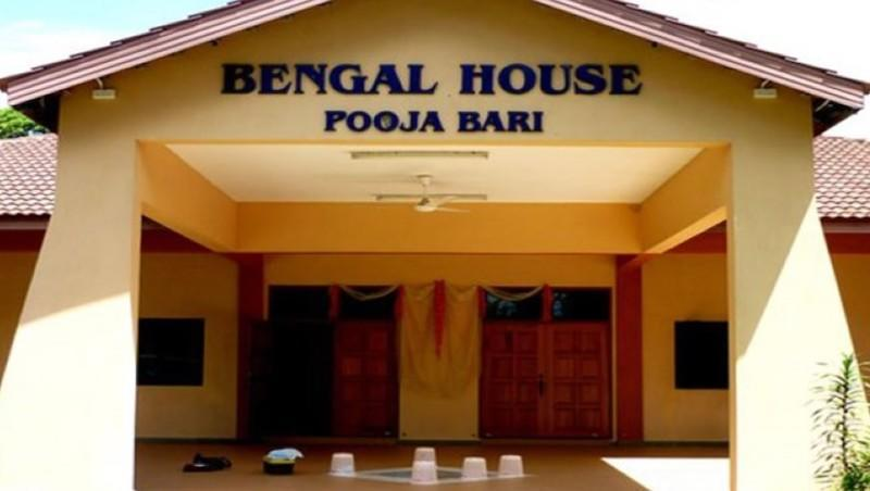 The Bengali community's ancestral home located in Port Dickson will be used by the community on April 15. — Picture by Malaysian Bengalee Association
