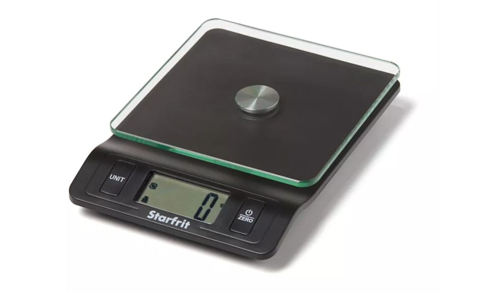 Starfrit Digital Kitchen Scale from Canadian Tire