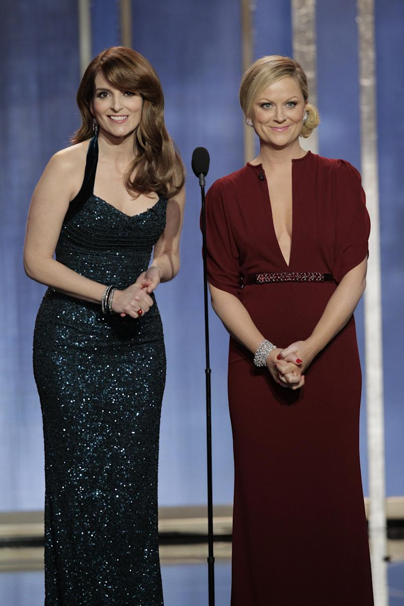 It's Official: Tina Fey and Amy Poehler Will Host the 2021 Golden Globes