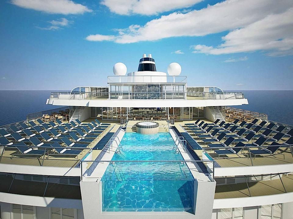 <p>Lab has been installed on board the Viking Star</p> (Viking)