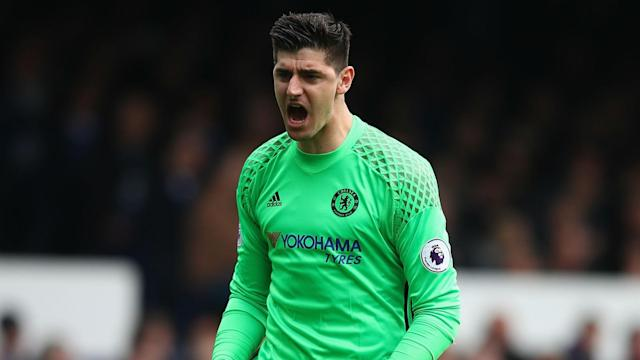 Thibaut Courtois has not forgotten about the treatment Chelsea received after last season's underwhelming performances.