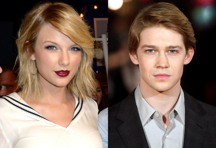 Taylor Swift is being linked to British actor Joe Alwyn. (Photo: Getty Images)