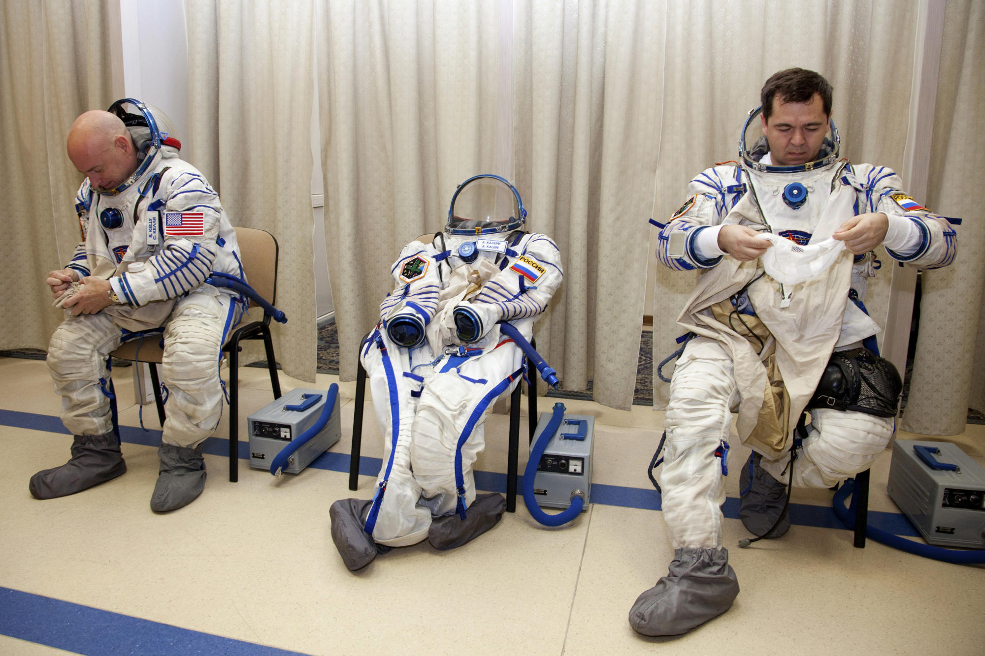 Russia is considering leaving the ISS for its own space station – Yahoo Finance Australia