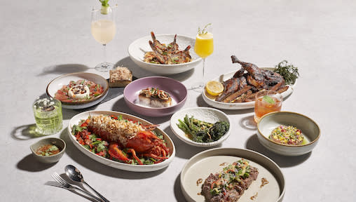 Restaurants and Bars in Singapore: New Menus and Openings in July 2021