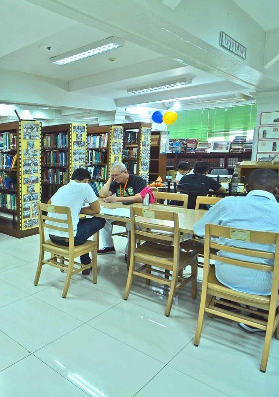 Editorial: Extending public libraries