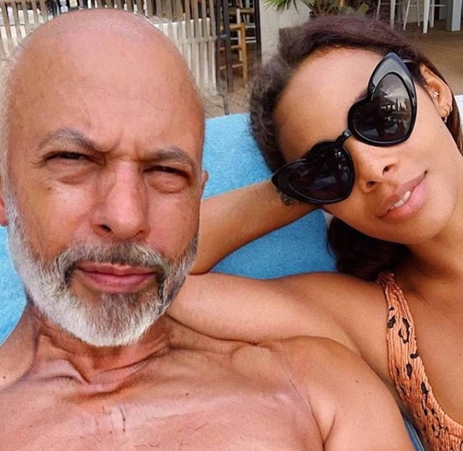 Marvin and Rochelle Humes on FaceApp (Instagram/Marvin Humes)