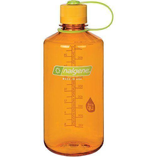 "<a href=""https://www.amazon.com/Nalgene-Tritan-Narrow-BPA-Free-Woodsman/dp/B0752Y96R2/ref=sr_1_8?s=sporting-goods&ie=UTF8&qid=1518455652&sr=1-8&keywords=bpa%2Bfree%2Bwater%2Bbottle&th=1&psc=1"" target=""_blank"">Made of BPA-free co-polyester with superior impact resistance</a>, this is a great option for those who are active all day.<br /><br /><strong>Amazon Reviews:</strong> 2,760<br /><strong>Average Rating:</strong> 4.5 out of 5 stars<br /><br /><i>""This water bottle is made of excellent quality; it's so durable! I love the spout as well, bc it helps me drink more at a time than a smaller spout bottle. I bought this to help me drink more water throughout the day and I have been doing wonderful! It has helped so much..."" - Amazon Reviewer</i>"