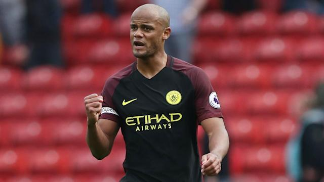 Ahead of returning to the Belgium side after injury, Vincent Kompany has hinted that he could retire after next year's World Cup in Russia.