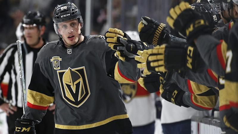NHL suspends Nate Schmidt 20 games  Golden Knights  strongly disagree  f7c4f3fa8217