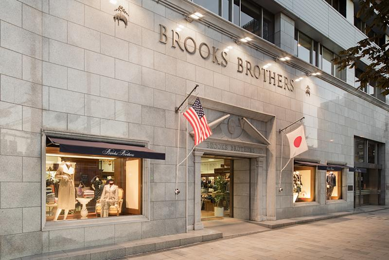 9215c0b770d83 Brooks Brothers to Celebrate Its 40th Anniversary in Japan With Fashion Show