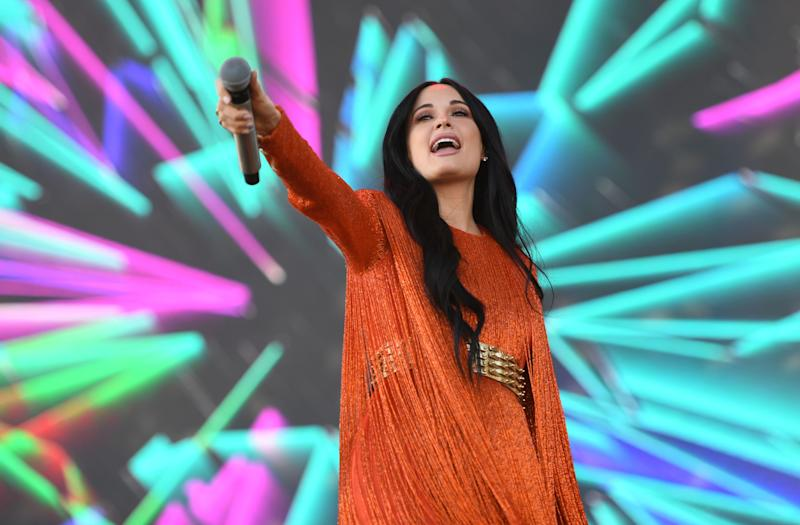 Kacey Musgraves Shamed a Coachella Crowd That Couldn't Get a Basic Call and Response Right