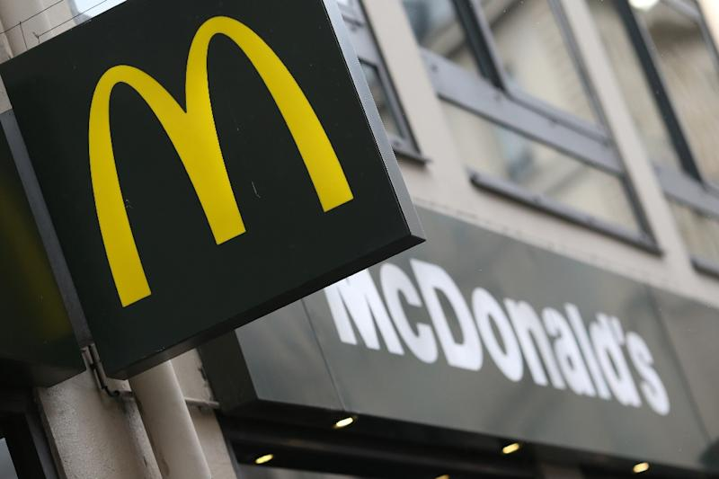 McDonalds has adapted to French tastes with the McCamembert and the McBaguette with Emmental cheese (AFP Photo/KENZO TRIBOUILLARD)