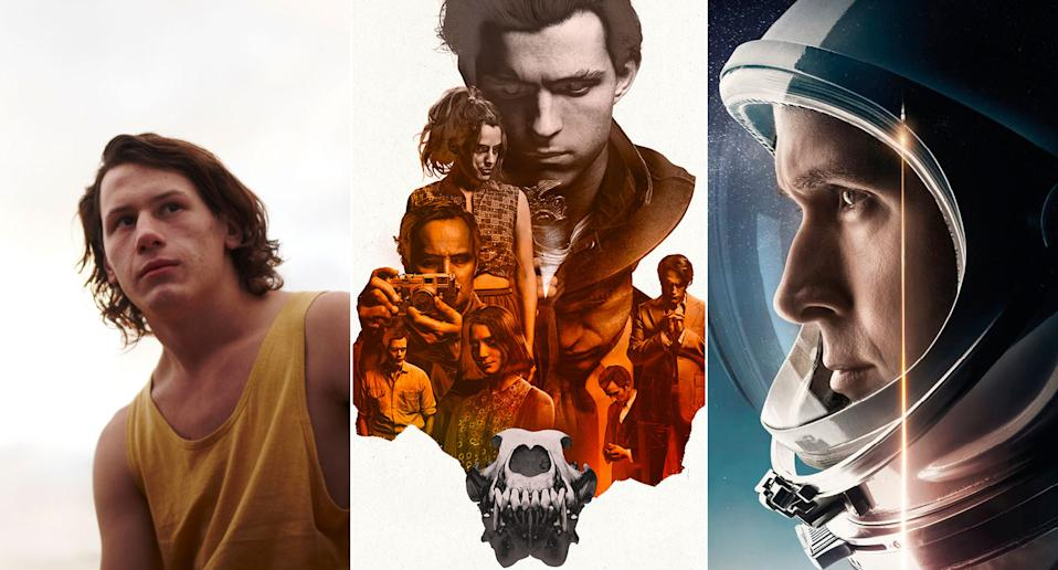 Snowtown, The Devil All The Time, and First Man are new to stream this week. (Warp Films/Netflix/Universal)