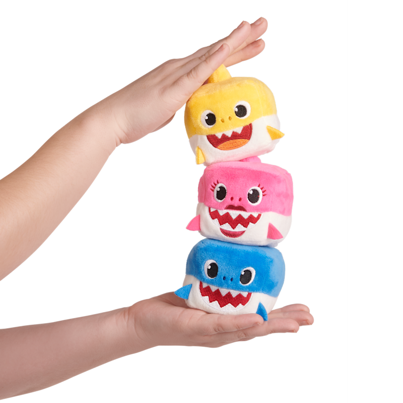 Pinkfong Baby Shark Official Song Cube. (Photo: Walmart)
