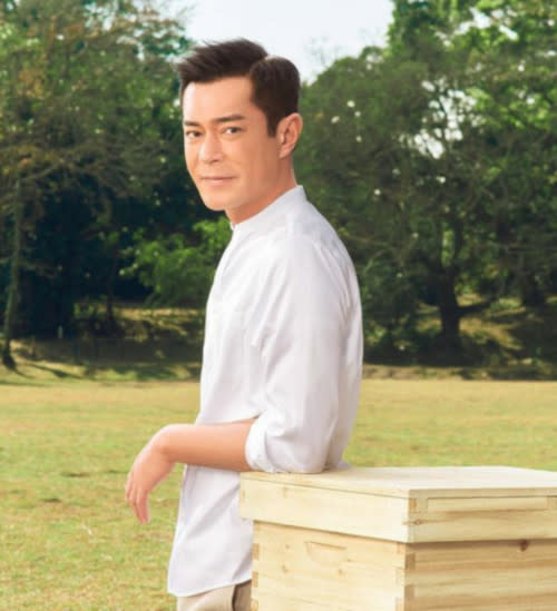 Louis Koo is committed to promoting HK film industry despite the pandemic