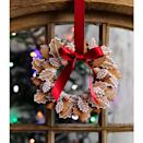 """<p>From <a href=""""http://www.goodhousekeeping.co.uk/christmas/christmas-recipes/how-to-make-gingerbread-man-video"""" rel=""""nofollow noopener"""" target=""""_blank"""" data-ylk=""""slk:biscuits"""" class=""""link rapid-noclick-resp"""">biscuits</a> to <a href=""""http://www.goodhousekeeping.co.uk/christmas/christmas-recipes/winter-wonderland-gingerbread-house"""" rel=""""nofollow noopener"""" target=""""_blank"""" data-ylk=""""slk:houses"""" class=""""link rapid-noclick-resp"""">houses</a>, nothing says Christmas quite like the smell of gingerbread. If you want to give a unique gift this year try this easy gingerbread wreath.You can freeze the unbaked dough, wrapped, for up to one month. Just defrost overnight in fridge and complete recipe.</p><p><strong><br>Recipe: <a href=""""https://www.goodhousekeeping.com/uk/food/recipes/a557439/pepparkakor-christmas-wreath/"""" rel=""""nofollow noopener"""" target=""""_blank"""" data-ylk=""""slk:Gingerbread wreath"""" class=""""link rapid-noclick-resp"""">Gingerbread wreath</a></strong></p>"""