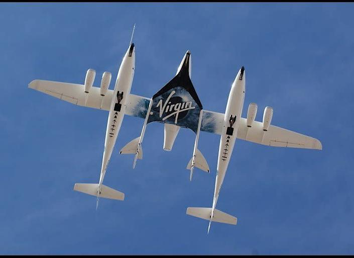 """More than450 """"astronauts"""" have already booked a $200,000 spot on Sir Richard Branson's SpaceShipTwo, a craft that will take passengers to an altitude of 110 km (68.3 miles). Passengers will experience about five minutes of weighlessness during the 2 1/2 hour sub-orbital spaceflight."""