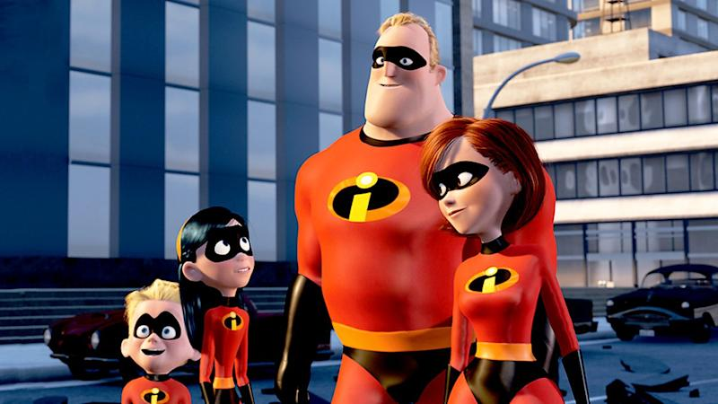 'The Incredibles'. (Credit: Pixar)