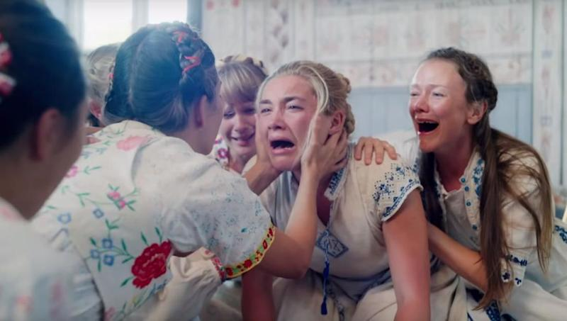 Midsommar has earned rave reviews following its first screening (Credit: A24)