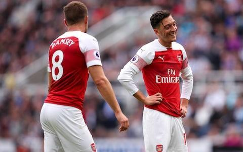 Arsenal midfielder Aaron Ramsey has finally ended uncertainty about his future by agreeing a five-year, free-transfer summer move to Juventus worth around £36 million.