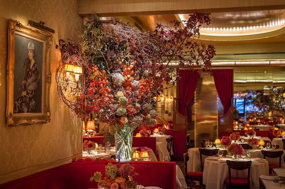 The most romantic restaurants in new york city for Best romantic restaurants nyc