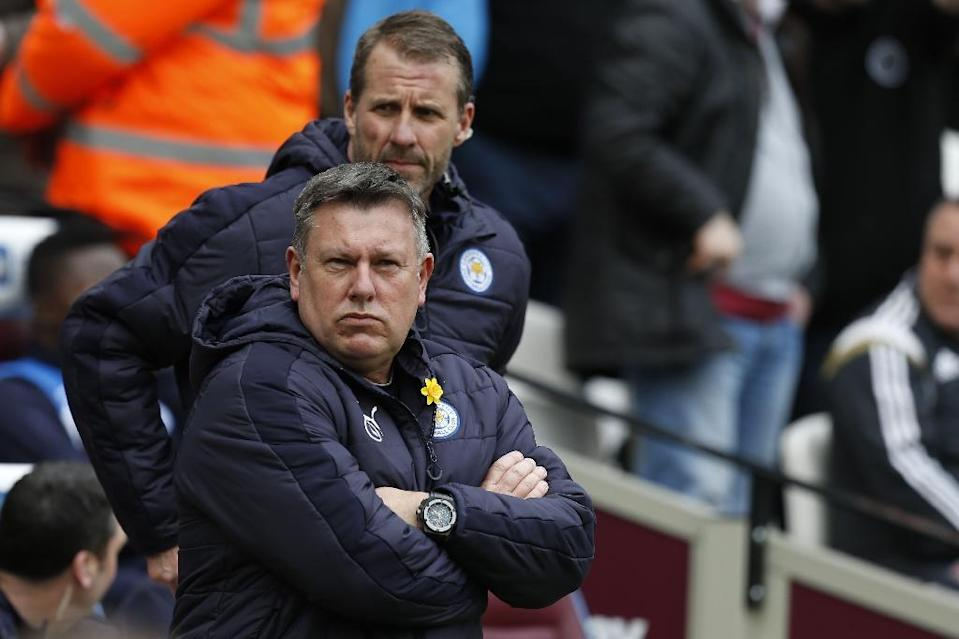 Leicester City manager Craig Shakespeare has known nothing but success since he stepped up from assistant manager to replace Claudio Ranieri, initially in a caretaker capacity (AFP Photo/Ian KINGTON)