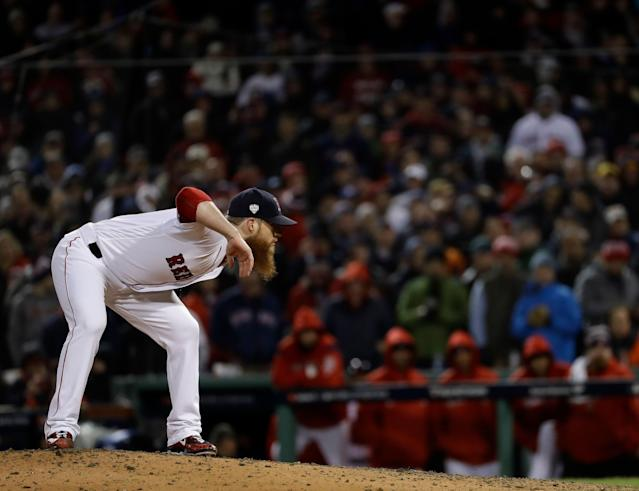 Which team will snag Craig Kimbrel? (AP Photo/Matt Slocum)