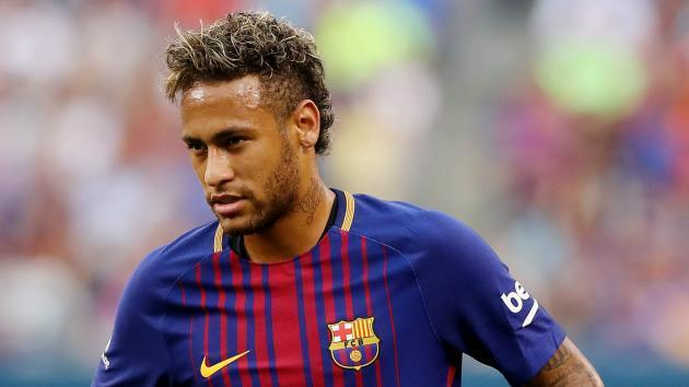 Barcelona confirm €222m Neymar payment as world-record PSG move nears completion